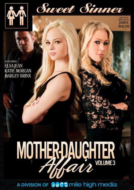 Mother Daughter Affair #03 Dvd Cover