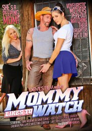Mommy Likes To Watch DVD Cover
