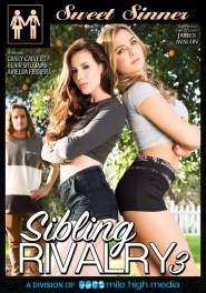 Sibling Rivalry #03 DVD
