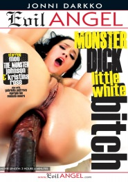 Monster Dick, Little White Bitch DVD Cover