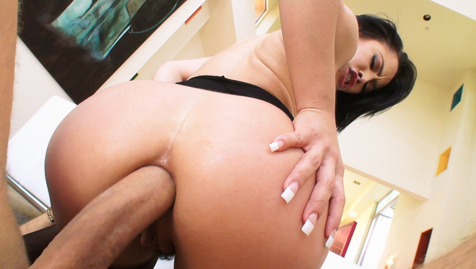 Kristina's Pussy, Ass & Foot Party