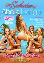 The Seduction Of Abella Danger DVD