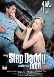 My Step Daddy Makes Me Cum DVD Cover