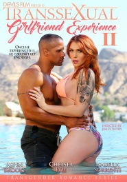 Transsexual Girlfriend Experience #02 DVD Cover