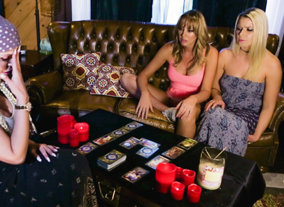 GirlsWay – The Psychic Truth – Anikka Albrite & Brett Rossi