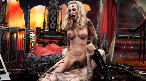Cindy Queen of Hell Part 3