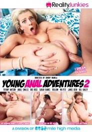 Young Anal Adventures #02 DVD Cover