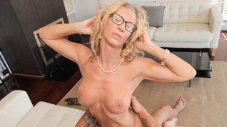 Blonde MILF's Fuck Of A Lifetime
