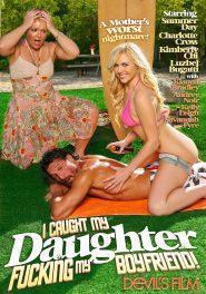 I Caught My Daughter Fucking My Boyfriend DVD Cover