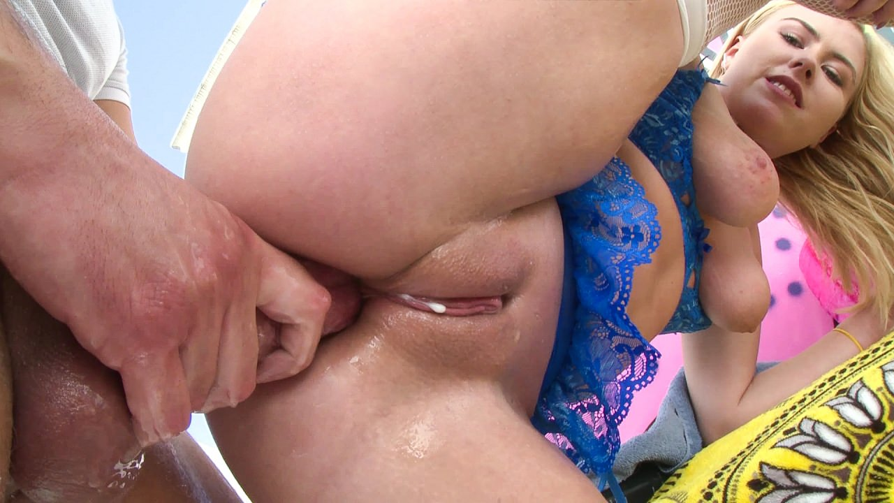 Nasty Anal Tryouts 4 - Scene 4