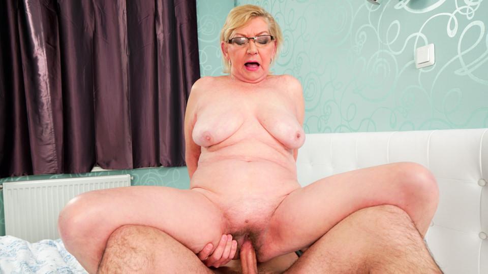 Granny's Gorgeous Tits