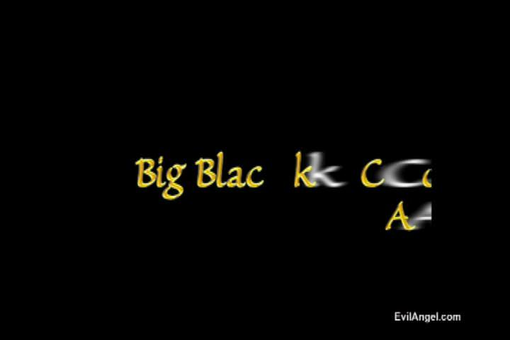 Black Cock Addiction #07