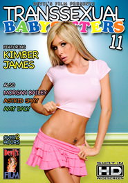 Transsexual Babysitters #11 DVD Cover