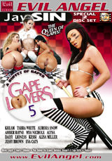 Gape Lovers #05 Dvd Cover