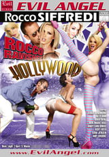 Rocco Ravishes Hollywood Dvd Cover