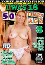 I Was 18 Fifty Years Ago #08 DVD Cover
