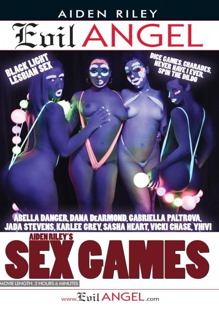 Abella Danger, Dana DeArmond, Gabriella Paltrova, Jada Stevens, Karlee Grey, Sasha Heart, Vicki Chase, Yhivi - Evil Angel - Sex Games