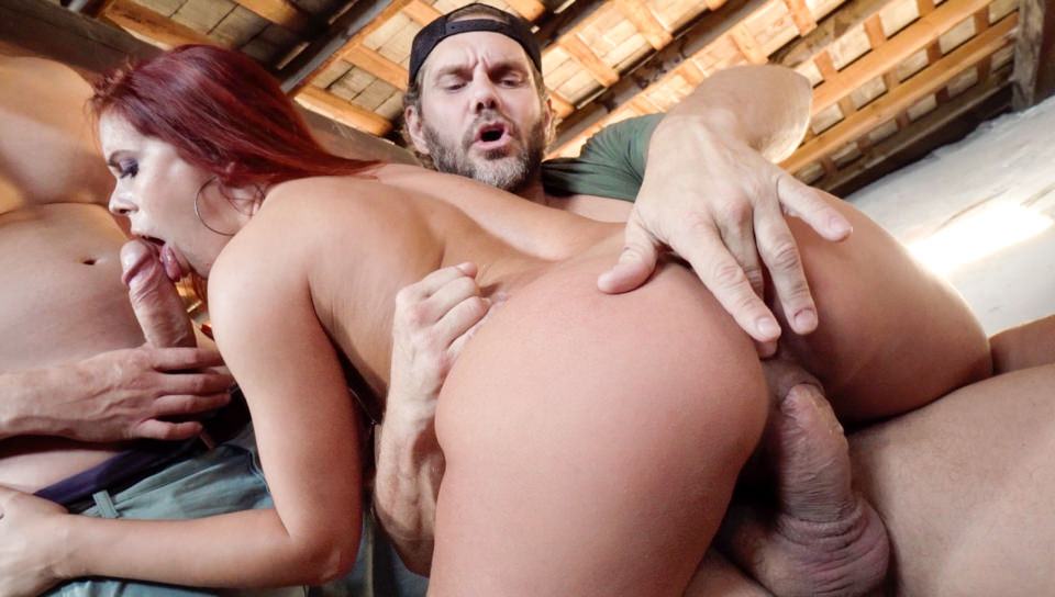 Nacho's Fucking Warehouse, Scene #04