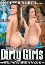 Hot Young Dirty Girls #02 DVD