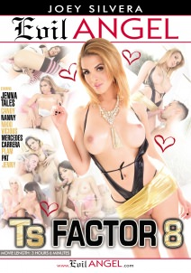 TS Factor #08 Dvd Cover