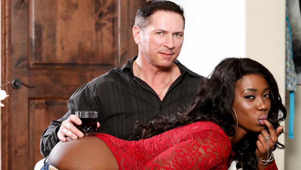 My New White Stepdaddy #16, Scene #04