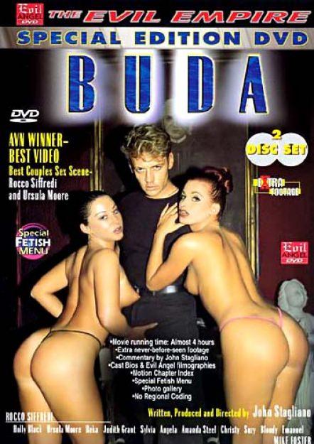 Buda Dvd Cover