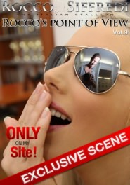 Rocco's POV volume #09 DVD Cover