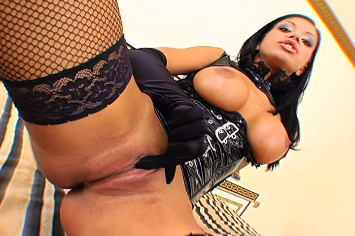 Download AnalAcrobats.com -  Kyra Black Solo, Scene 01