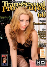Transsexual Prostitutes #60 DVD Cover