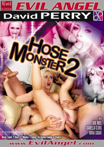 Hose Monster #02 Dvd Cover
