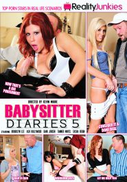 Babysitter Diaries #05 DVD Cover