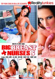 Big Breast Nurses #05 DVD Cover