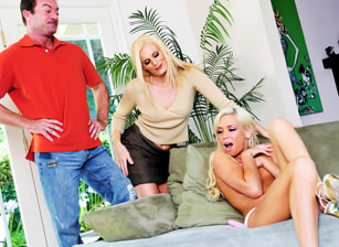Charlie's Porn Family Escena 3
