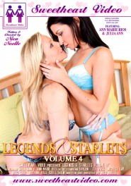 Legends and Starlets Volume 04 DVD Cover