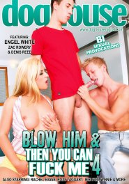 Blow Him And Then You Can Fuck Me #04 DVD Cover