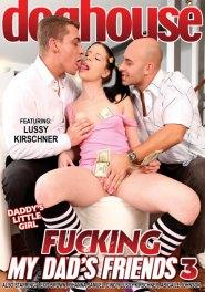 Fucking My Dad's Friends #03 DVD Cover