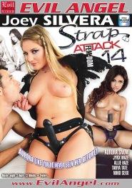Strap Attack #14 DVD Cover