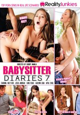 Babysitter Diaries #07 DVD Cover