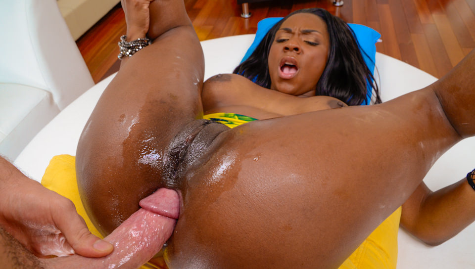 Black Anal Beauties 3 (2011)