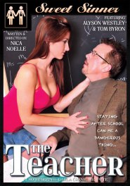 The Teacher DVD Cover