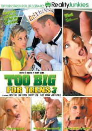 Too Big For Teens #03 DVD Cover