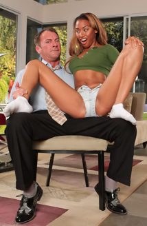 My New White Stepdaddy Picture