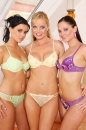 Silvia And 2 Hot Girls - Afternoon Fun picture 2